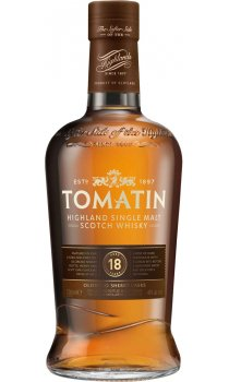 Tomatin - 18 Year Old