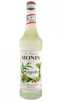 Monin - Gingembre (Ginger)