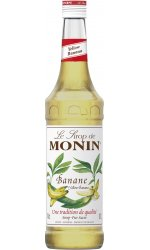 Monin - Banane (Yellow Banana)