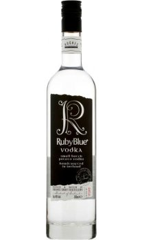 RubyBlue - Small Batch Irish Vodka
