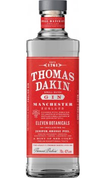 Thomas Dakin - Small Batch Manchester Gin