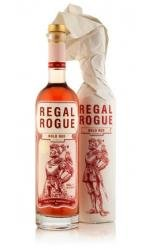 Regal Rogue - Bold Red