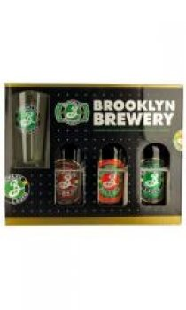 Brooklyn - Lager Gift Pack