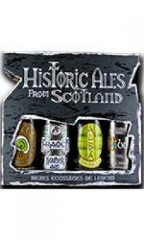 Historic Ales - from Scotland