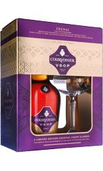 Courvoisier - VSOP Coupe Glass Pack