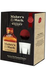 Makers Mark - Glass & Ice Ball Pack