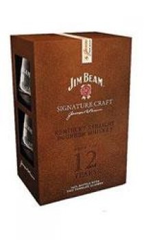 Jim Beam - Signature Craft 12 Year Old
