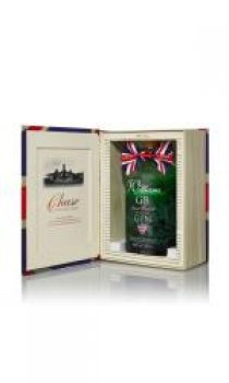 Chase Distillery - Williams GB Extra Dry Gin Book Box