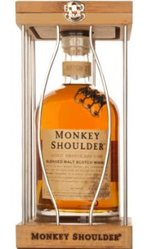 Monkey Shoulder - Cage Gift Pack