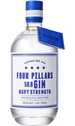 Four Pillars - Navy Strength Gin