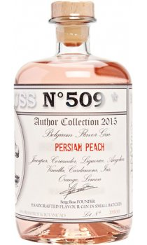 Buss No.509 - Persian Peach Gin