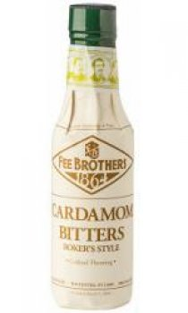 Fee Brothers - Cardamom Bitters