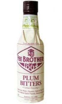Fee Brothers - Plum Bitters