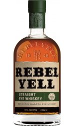 Rebel Yell - Small Batch Rye Bourbon