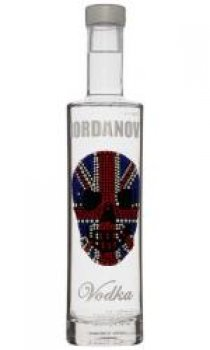 Iordanov - The Art of Vodka, Union Jack
