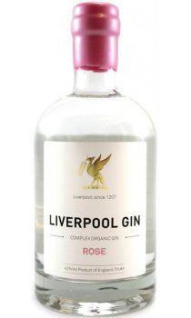Liverpool Gin - Rose