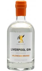 Liverpool Gin - Valencian Orange