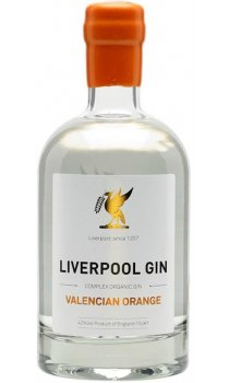 Liverpool Gin Distillery - Valencian Orange