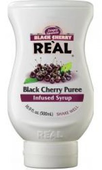 Real - Black Cherry Puree