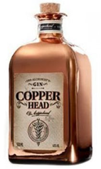 Copperhead - London Dry Gin