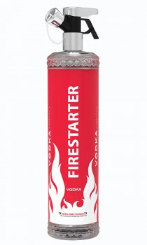 Firestarter Vodka - 7 Times Distilled