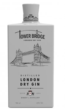 Tower Bridge - London Dry White Gin