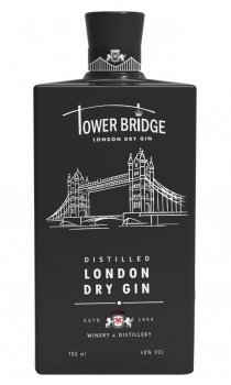 Tower Bridge - London Dry Black