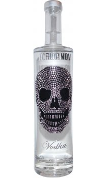 Iordanov - The Art of Vodka, Clear Crystal