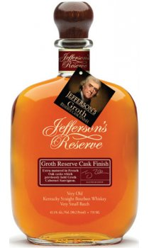 Jeffersons - Groth Reserve Cask Finish