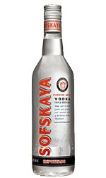 Sofskaya - Russian Vodka