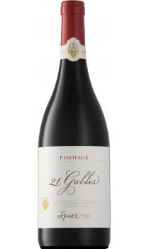 Spier - 21 Gables Pinotage 2014