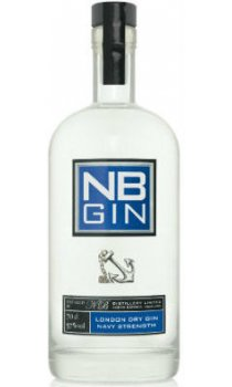 NB - Navy Strength Gin