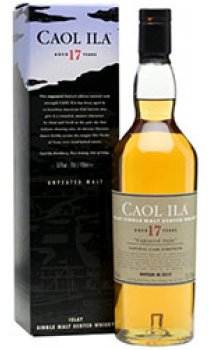 Caol Ila - 17 Year Old Special Release
