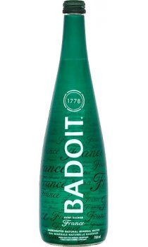 Badoit - Lightly Sparkling Natural Mineral Water