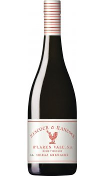 Robert Oatley - Hancock and Hancock Shiraz/Grenache 2015