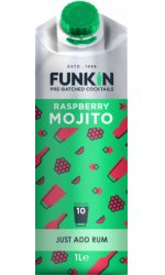Funkin Cocktail Mixer - Raspberry Mojito