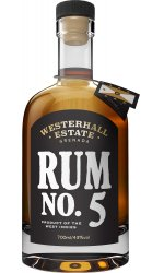 Westerhall Estate - Rum No.5