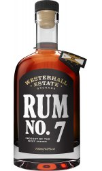 Westerhall Estate - Rum No.7
