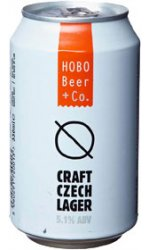 Hobo - Craft Czech Lager