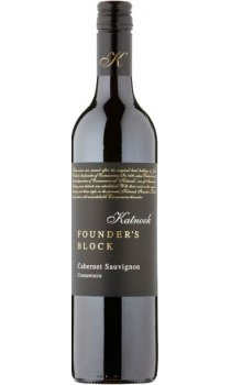 Katnook Estate - Founder's Block Cabernet Sauvignon 2015