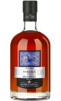 Rum Nation - Panama 18 Year Old