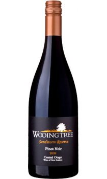 The Wooing Tree - Pinot Noir Sandstorm Reserve 2009