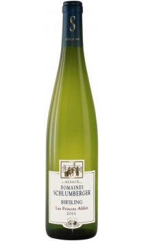 Domaines Schlumberger - Les Prince Abbes, Riesling 2011