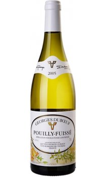 Duboeuf - Pouilly Fuisse, Domaine Beranger 2011