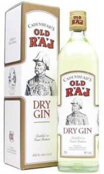 Cadenheads - Old Raj Gin (Red Label)