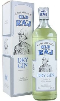 Cadenheads - Old Raj Gin (Blue Label)