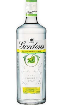 Gordons - Elderflower