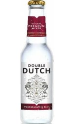 Double Dutch - Pomegranate & Basil