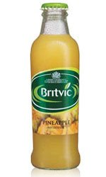 Britvic - Pineapple Juice (Mini Bottles)