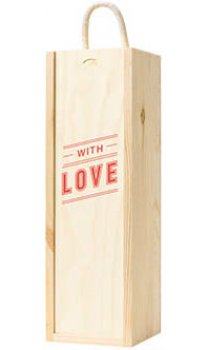 With Love Gift Box - 1 Bottle